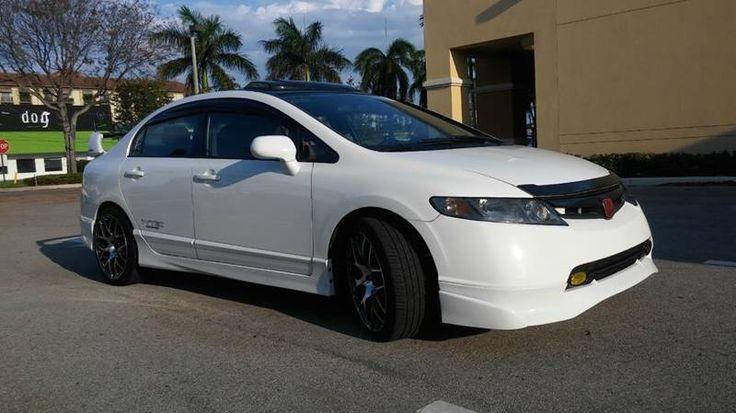 2007 Honda Civic Si 4dr Sedan - Fort Lauderdale FL