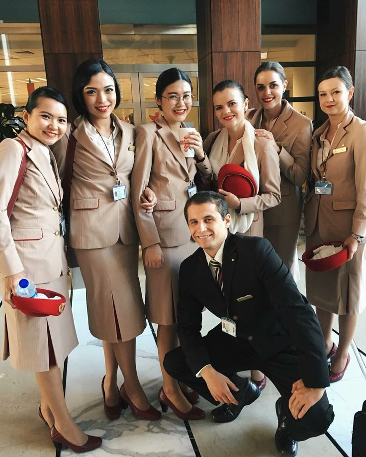 cover letter for flight attendant position%0A Pretty   Lovely   Emirates   Stewardess   Malaysian