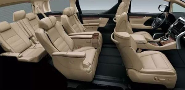 2019 Toyota Alphard Usa Featured Toyota Alphard Luxury Van Toyota