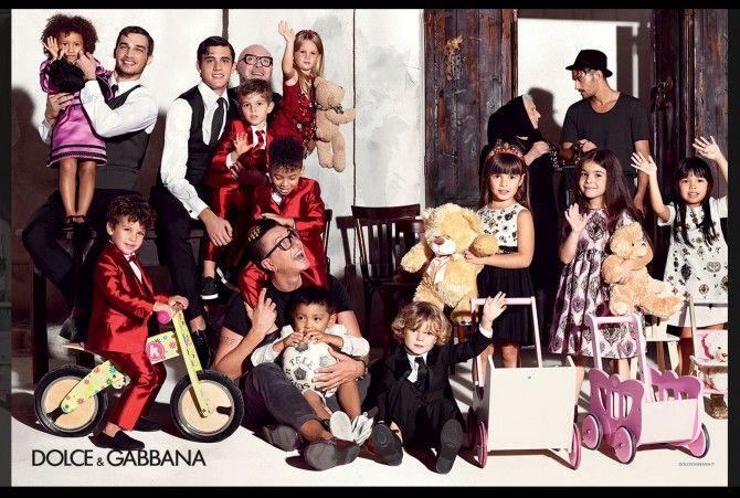 ♥ DOLCE & GABBANA propuestas AW15 con el protagonismo de las madres ♥ Semana de la Moda de Milán : Blog de Moda Infantil, Moda Bebé y Premamá ♥ La casita de Martina ♥