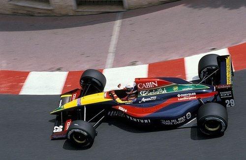 Venturi, equipe histórica de Formula 1 de 1992 - by pinterest.com
