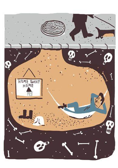 Thomas Slater illustrator