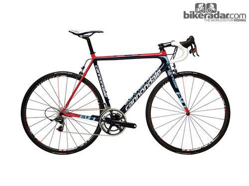 Bike lust - Cannondale supersix evo hi-mod red racing: