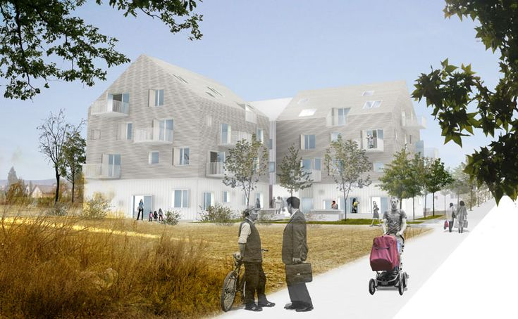 Intergenerational housing - competition entry