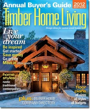cabin living home cabins virtual log magazine new library