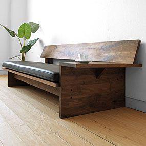 25 best ideas about Wooden sofa on Pinterest Wooden sofa