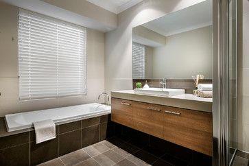 Home Design - The Bayfield contemporary-bathroom