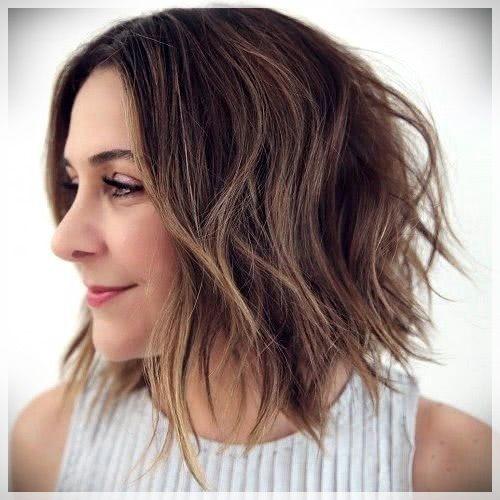 +90 Bob Haircut Trends 2019 | Hair | Hair cuts, Curly hair ...