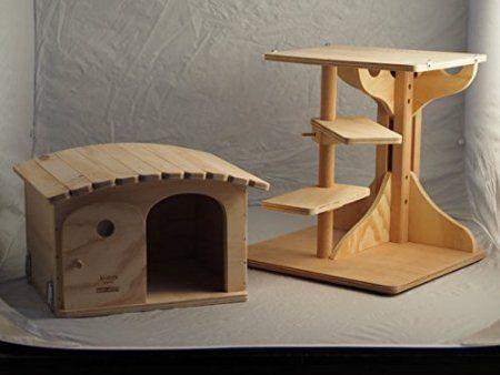 Noticias Blitzen, Robinson L, bellísima caseta y el tronco del árbol para la cama del gato, gato casa, gatos, rascador, 100% Made In Italy: Amazon.es: Hogar
