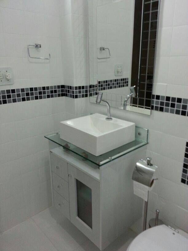 Mais de 1000 ideias sobre Pastilhas Adesivas Para Banheiro no Pinterest  Ade -> Banheiro Com Pastilha Na Parede Do Chuveiro