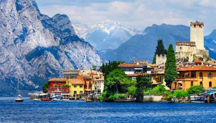 Inklusive Hotel, Gardasee, Italien