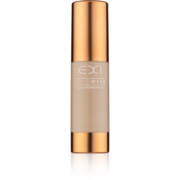 EX1 Cosmetics Invisiwear Liquid Foundation (30ml) (Various Shades) $18.50 Free Shipping