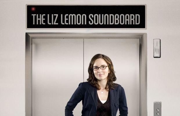 The Liz Lemon Soundboard - love me some Lemon