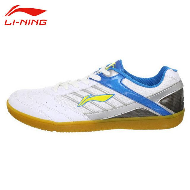 LI-NING Men Table Tennis Shoes Li Ning Hard-Wearing Sport Shoes Male Breathable Indoor Training Sneakers APTH001