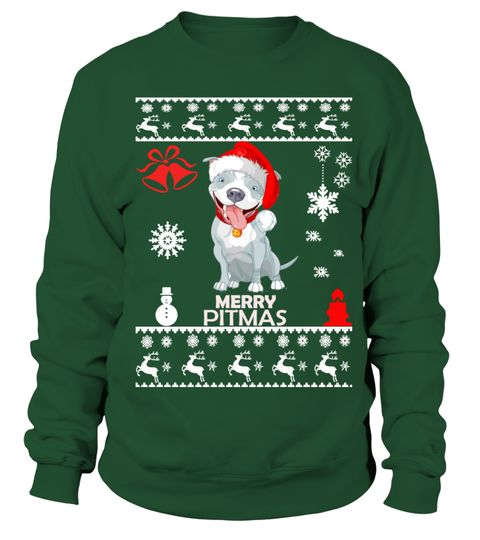 """# Ugly Christmas Sweater - Pitbull Dog .  Shop ChristmasSweater:https://www.teezily.com/stores/shop-christmasGoing to an Ugly Christmas Sweater Party this year? This must have.Only available for aLIMITED TIME, so get yoursTODAY!Available in a variety of styles and colorsSecured payment via Visa / Mastercard / Amex / PayPalHow to place an order  Choose the model from the drop-down menu  Click on """"Reserve it now""""  Choose the size and the quantity  Add your delivery address and bank…"""