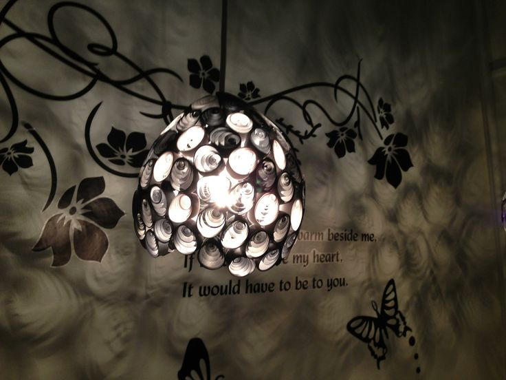Quillede lampe