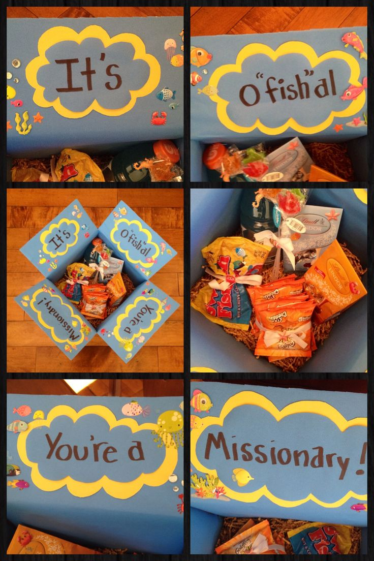 My missionary's package for the MTC! :D <3  #elder #missionary #mtc #carepackageideas
