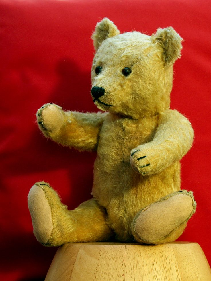 Fascinating History of the Teddy Bear