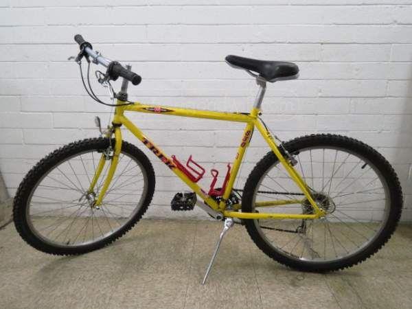 Shopgoodwill Com Yellow Mountain Trek Xl 830 Bike Stuff To Buy