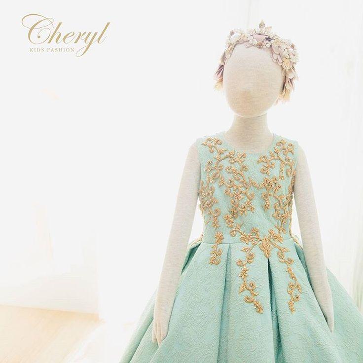 "CHERYL KIDS FASHION ""Le Reve"" SS 2017"