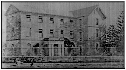 Parramatta Roman Catholic Orphan School north wing addition to the main Building.Photo from SAG.A♥W