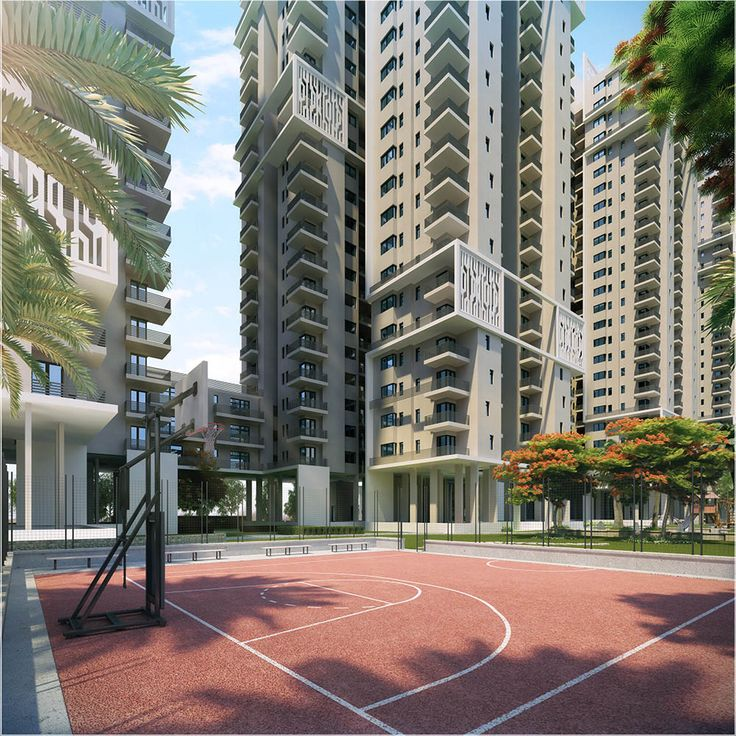 2, 3 BHK apartments with Ratan Pearls project located at Greater Noida West.