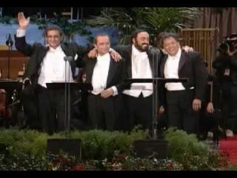 José Carreras, Placido Domingo & Luciano Pavarotti - Nessun Dorma