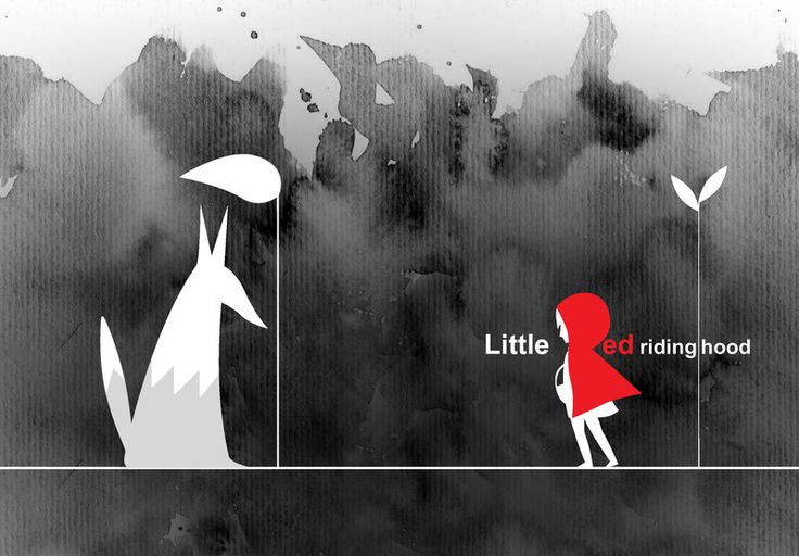 Little Red Riding Hood by xearslll.deviantart.com on @deviantART