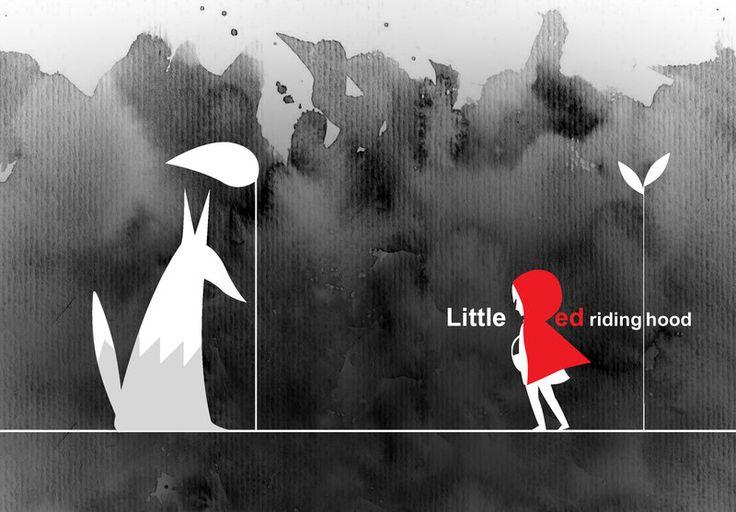 Little Red Ridding Hood by xearslll.deviantart.com on @deviantART