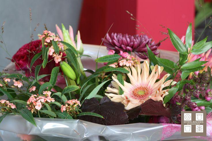 Bestel uw bloemen online!