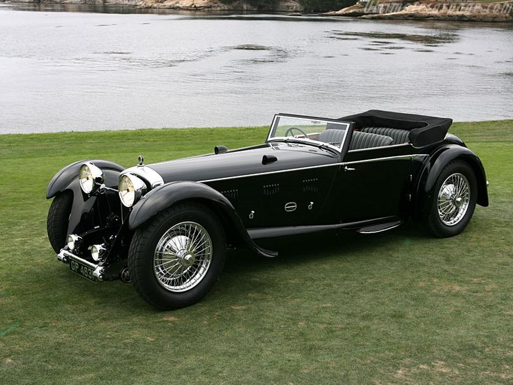 Corsica Daimler Double Six Drophead Coupe 1931