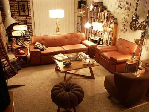 153 best 50s mid century modern lamps images on pinterest - Elegant table lamps for living room ...