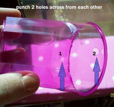 plastic cup shrinky dinks