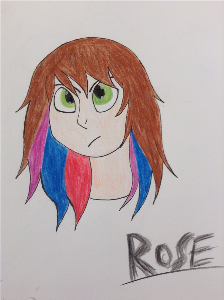 My character called Rose