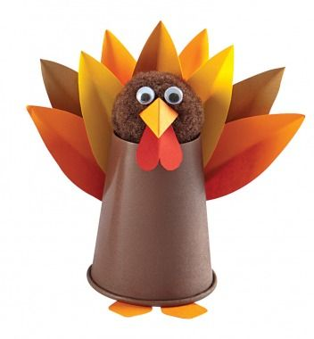 Easy Thanksgiving Crafts for Kids - Thanksgiving Crafts Ideas and Activities - Parenting.com