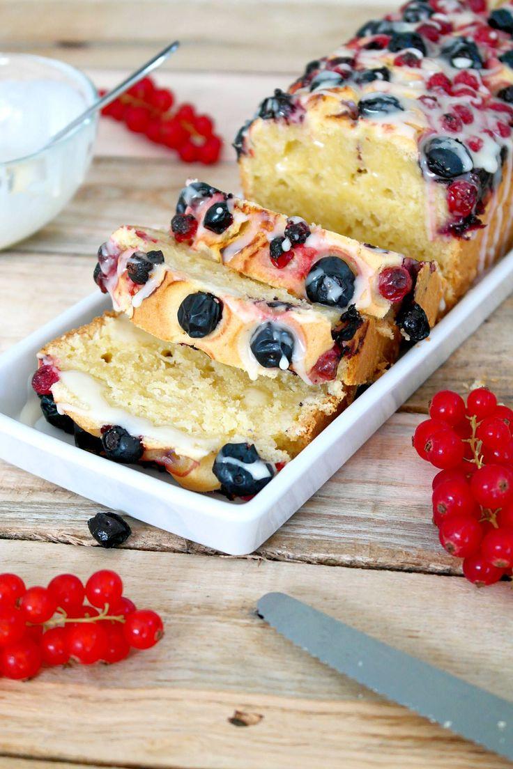 Maracuja Jodelbeer Kuchen- wenig Zucker