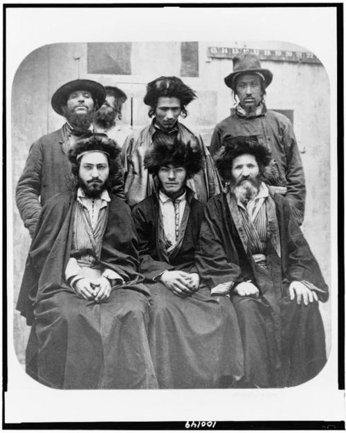 Ashkenazi Jews 1876