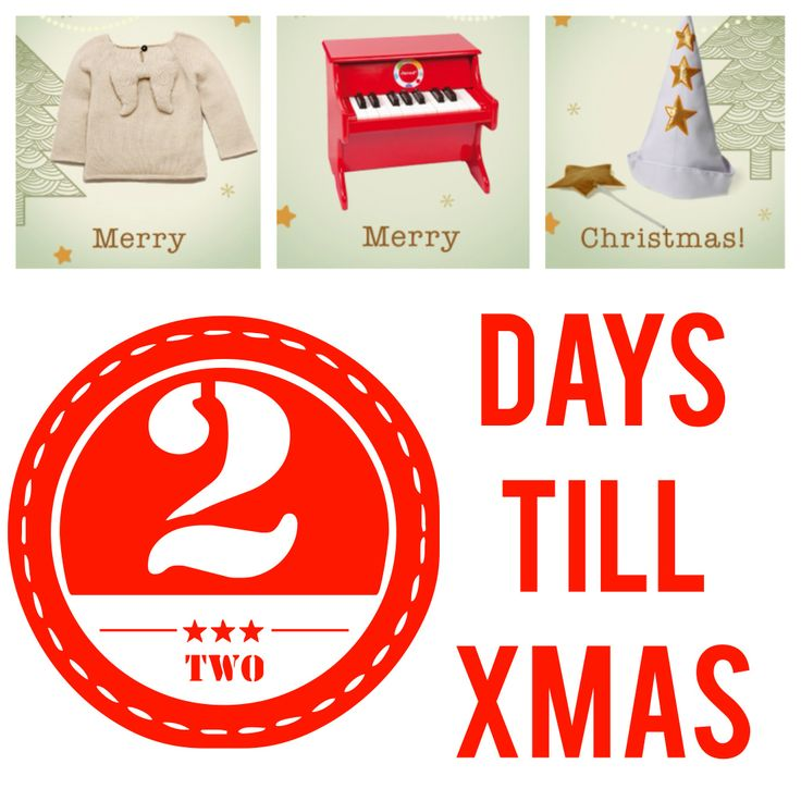 Two more days until Christmas! http://babyglitter.gr/gifts/gia-ta-xristoygenna/!/1/100/none/