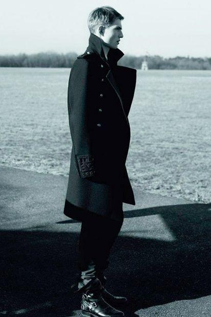 Balmain 2012 Fall/Winter Lookbook