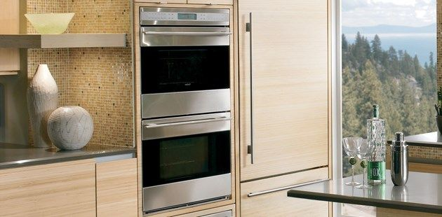 """30"""" Built-In Double Oven - E Series   Wolf Appliances"""