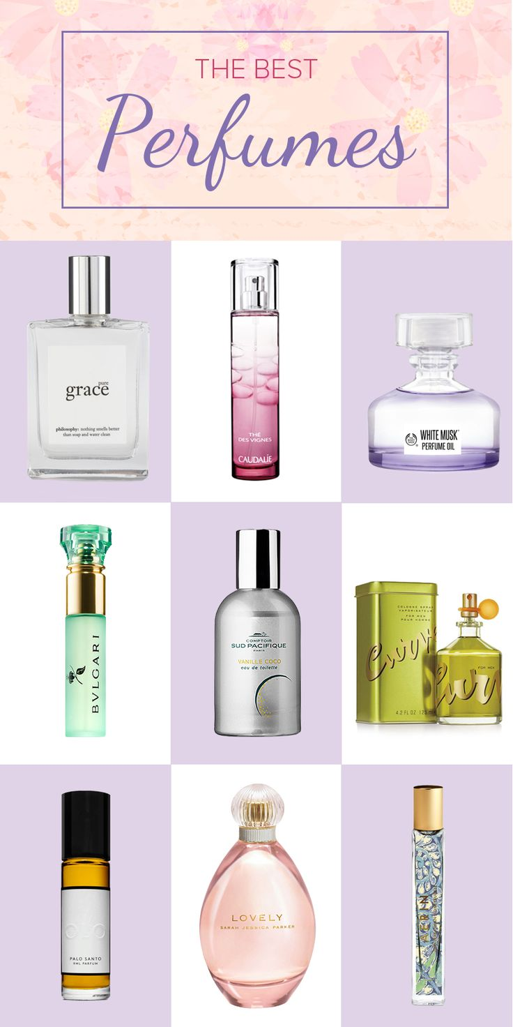 These are the best and most popular cheap perfumes for women and teens. They have such a fresh scent.