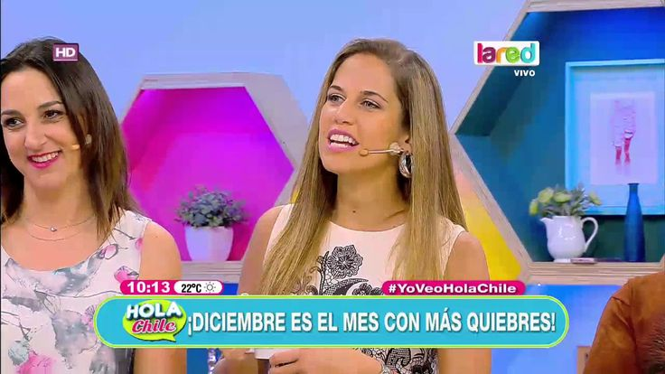 Hola Chile Programa Completo Lunes 12 de Diciembre 2016