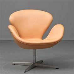 Arne Jacobsen / poltrona svanen