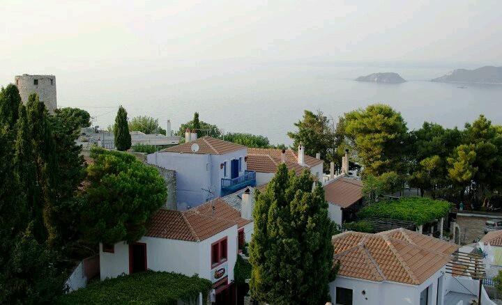Alinisos....A dreamy isle