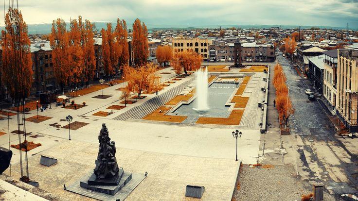Gyumri, Armenia #Gyumri #Armenia #VisitToArmenia #TravelToArmenia #Tourism #Travel #LoveToTravel #ArmeniaCities #Beautiful #Cities #Countries