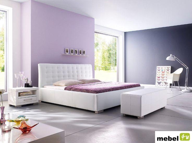 Łóżko IZA COMFORT - kilka kolorów - sklep meblowy