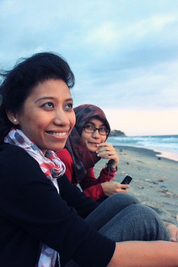 pantai krandangan,,cuma kita  #caripantaisepi