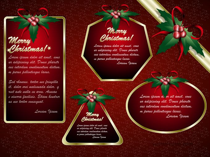 25 unique Christmas invitation card ideas – Invitation Cards for Christmas