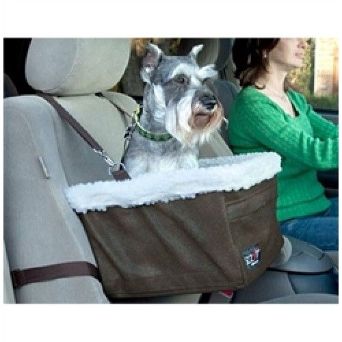Standard Large Pet Car Booster Seat for pets up to 18 lbs