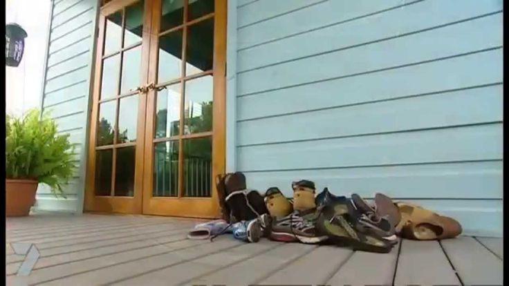 """Невероятная этажерка для обуви """"Ленивая Сьюзан"""" [Кантри Хаус]"""